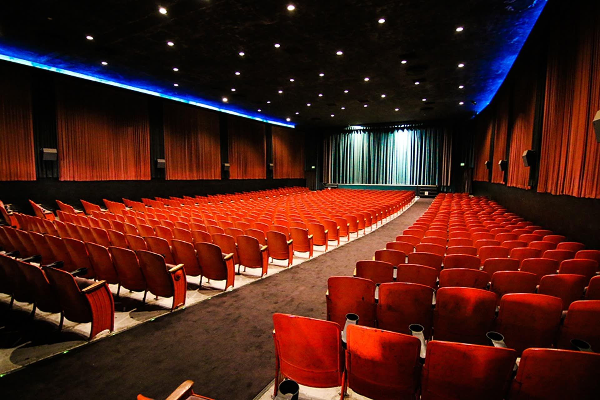 Concert venues