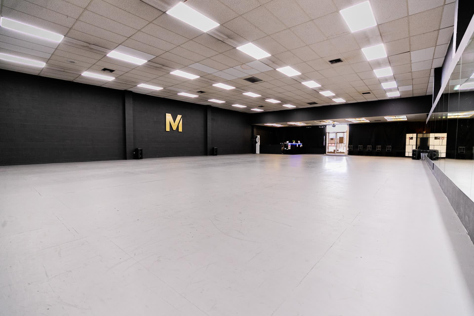 Dance Shoot locations