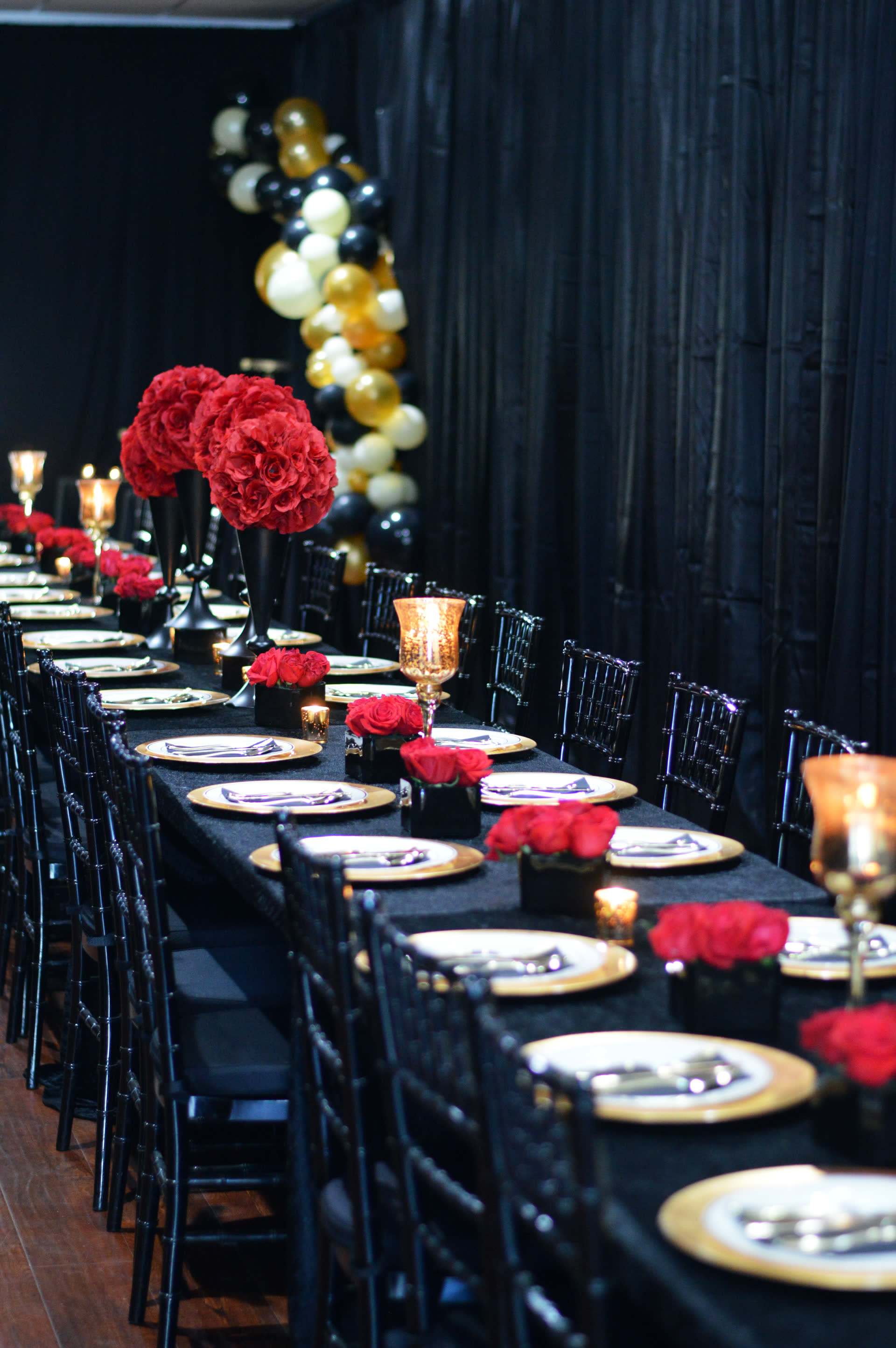 Engagement Party spaces