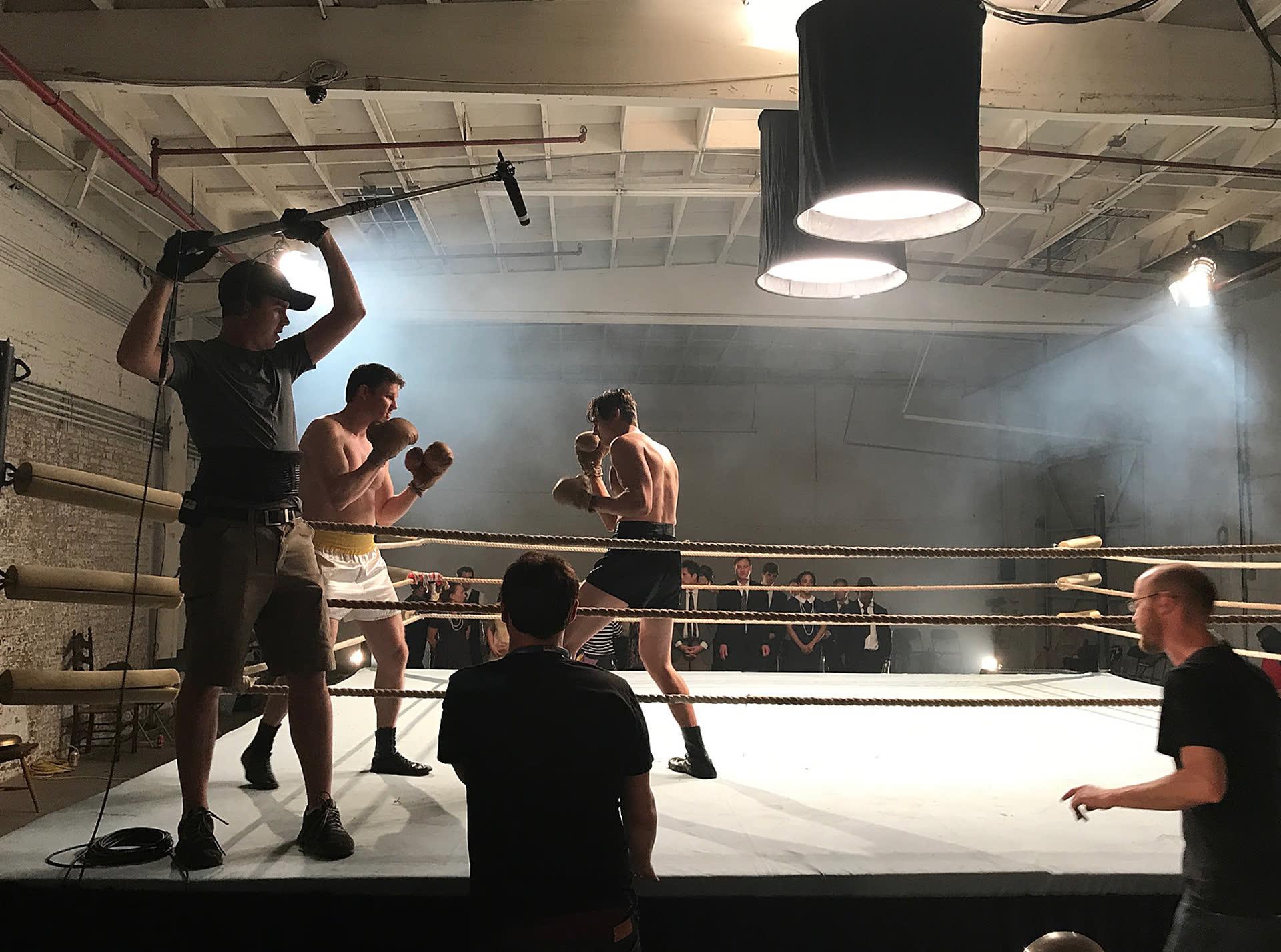 Filming venues