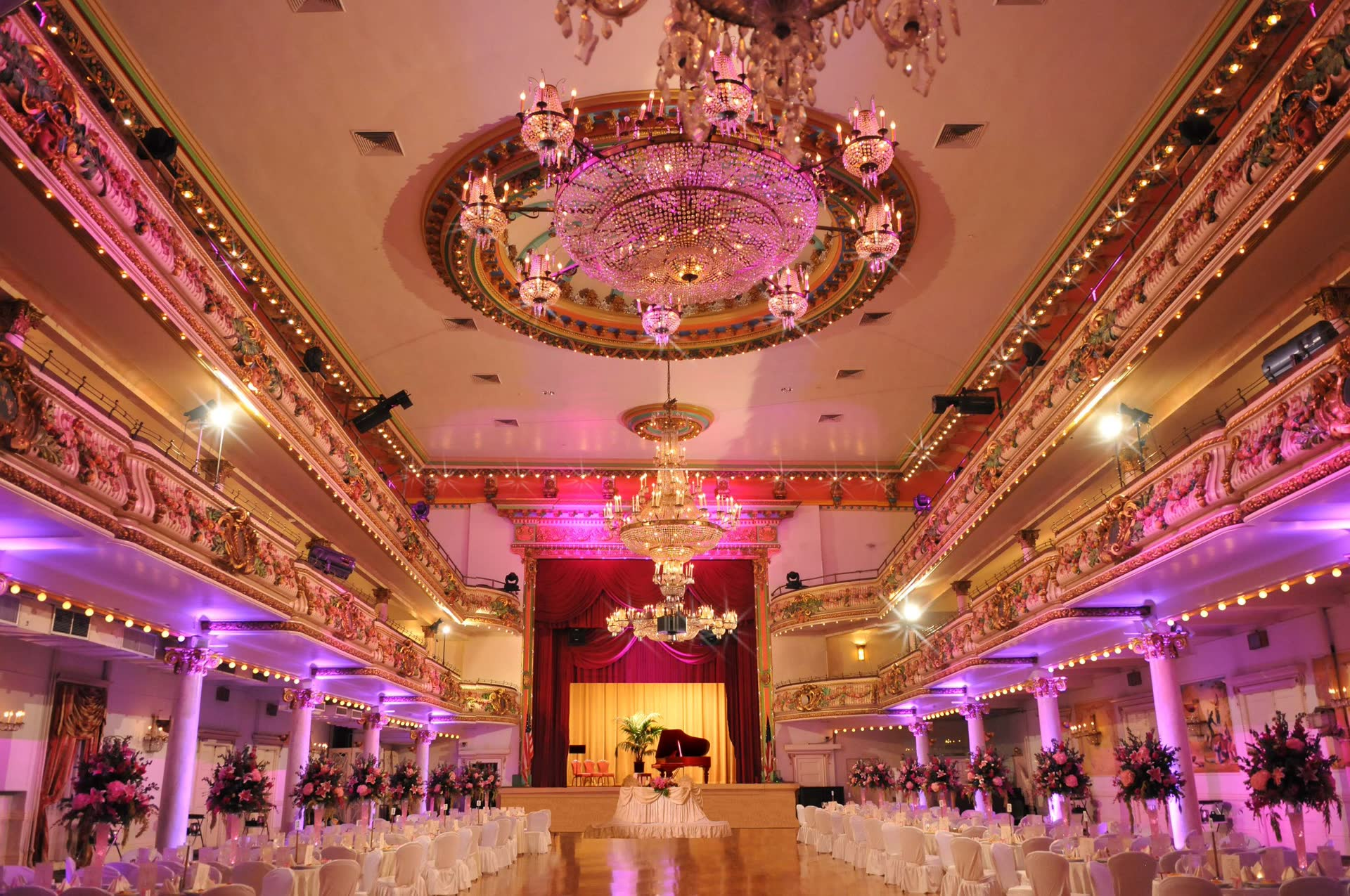 Gala spaces