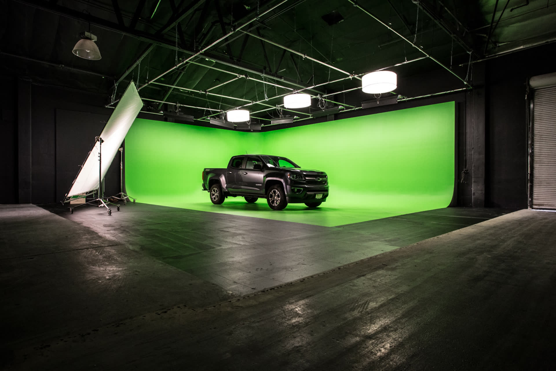 Green Screen spaces