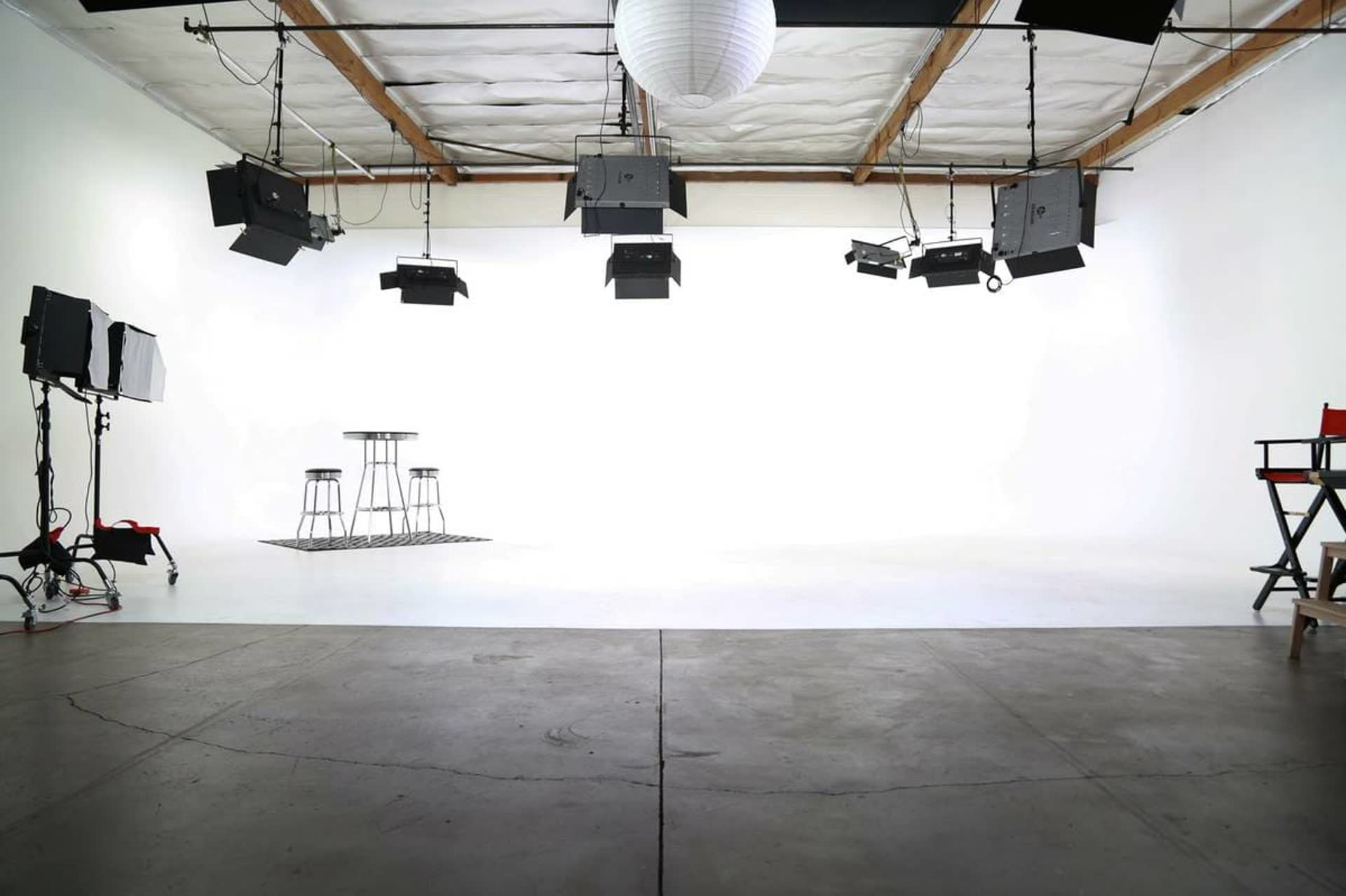 Music Video spaces