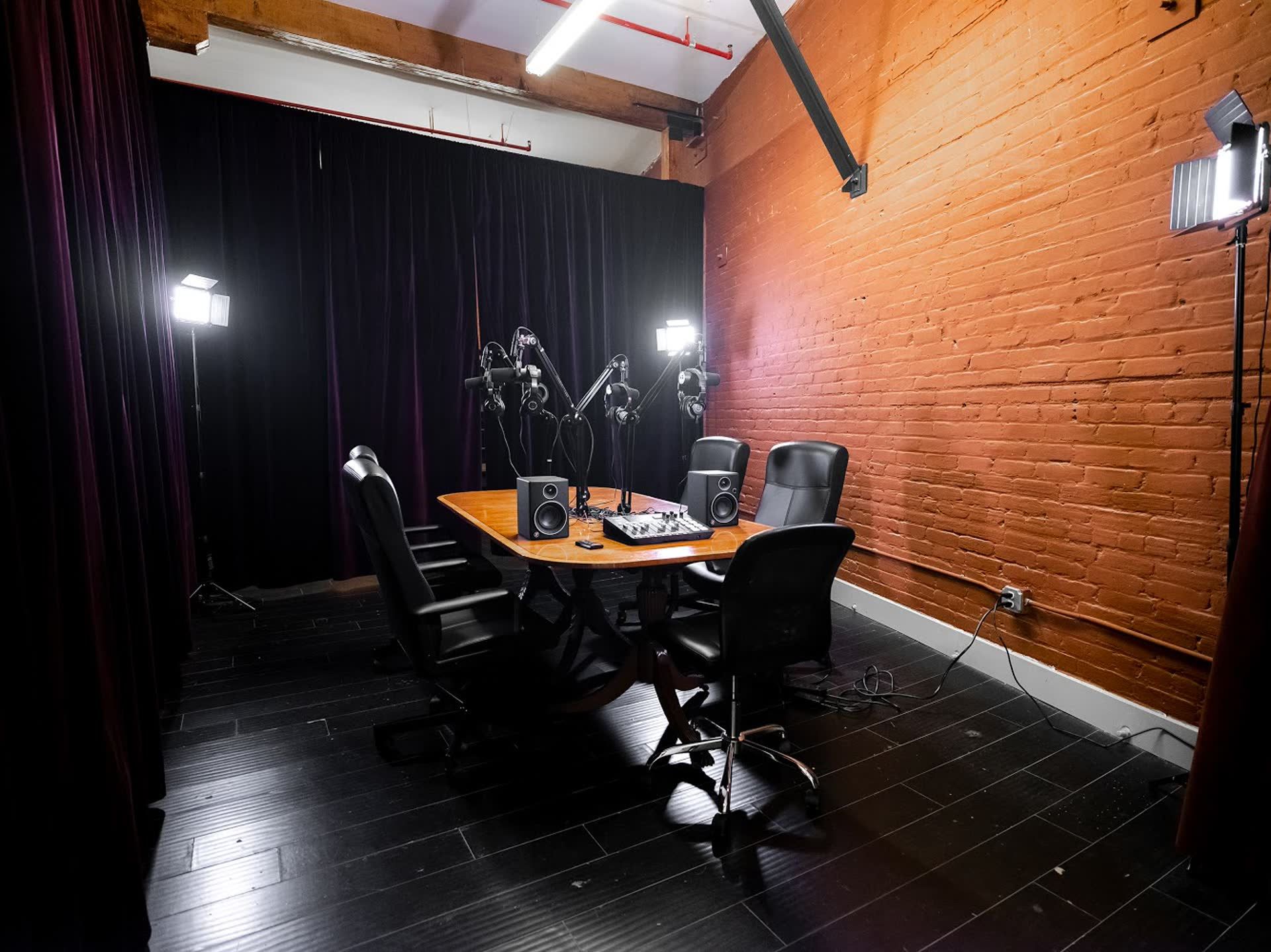 Sound Stage spaces