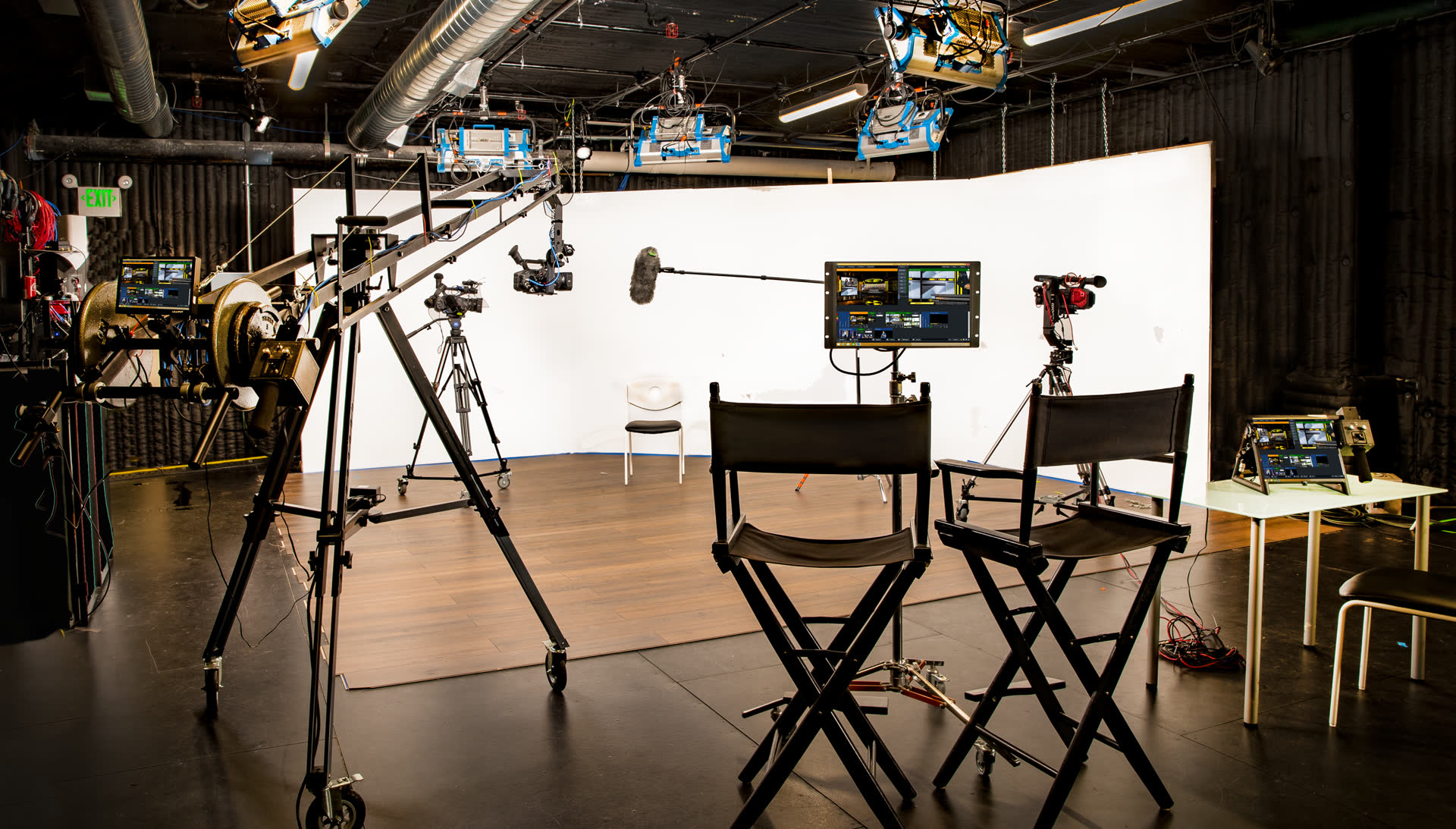 Video Studio spaces